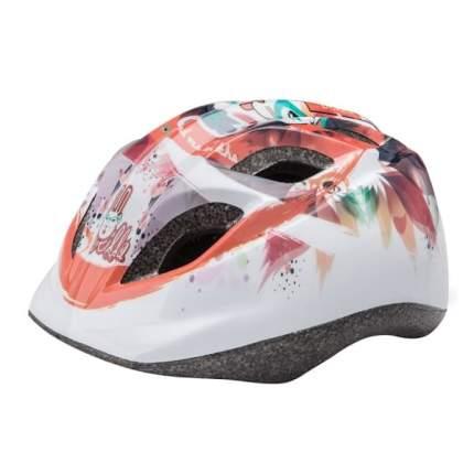 Шлем защитный HB-8 (out-mold) рыже-белый/600084