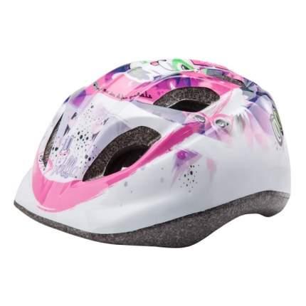 Шлем защитный HB-8 (out-mold) фиолетово-белый/600085