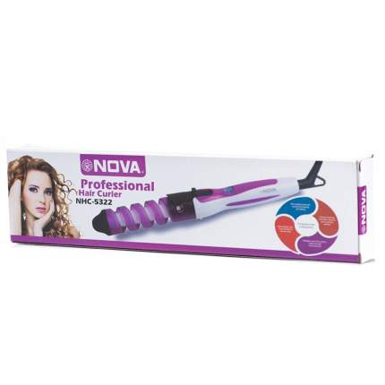 Стайлер NOVA Professional Hair Curler NHC-5322 Light Blue