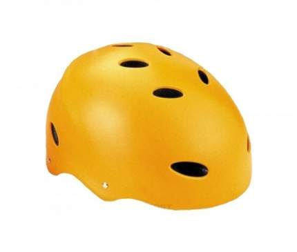 Велосипедный шлем MaxCity Sport Yellow, желтый, L