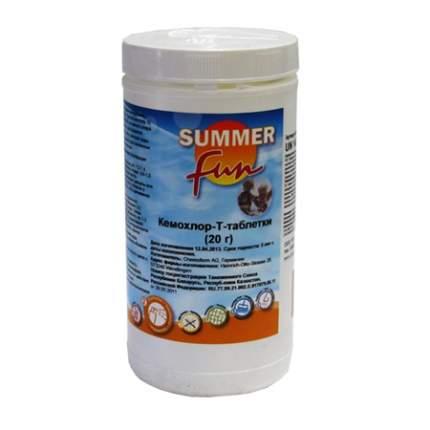 Дезинфицирующее средство для бассейна Chemoform Кемохлор-Т 1 кг