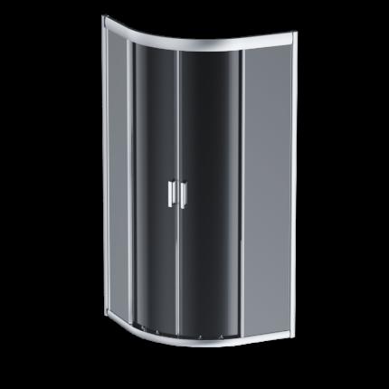 Душевое ограждение Gem W90G-401-100WT
