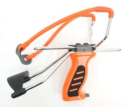 Рогатка Man Kung MK-SL06 с упором и магазином, оранжевая