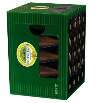 Табурет REMEMBER PH27 32,5х32,5х44,4 см, зеленый/коричневый