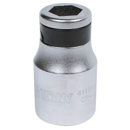 "KING TONY Держатель вставок (бит) 1/2"">10 мм 414810M"