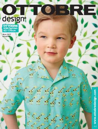 Журнал OTTOBRE design® Kids 3/2017