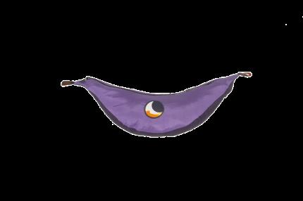 Большой гамак Ticket To The Moon King Size Hammock Navy Blue/Purple