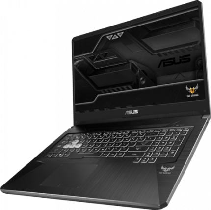 Игровой ноутбук ASUS TUF Gaming FX705DT Black (90NR02B1-M04440)