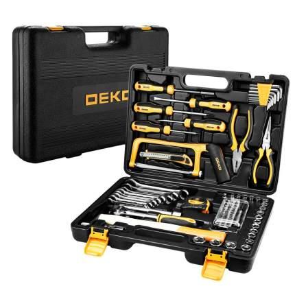 Профессиональный набор инструмента в чемодане DEKO DKMT89 (89 предметов) 065-0737