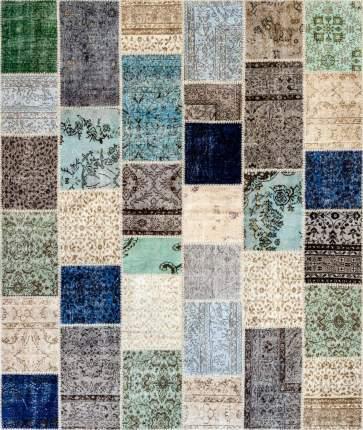 Шерстяной ковер ручной работы коллекции «Patchwork Rug», 58994, 183x122 см