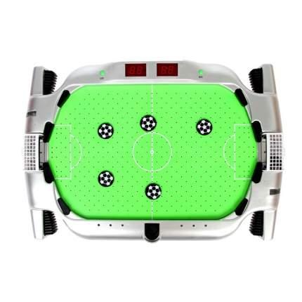 """Настольный аэрофутбол """"Матч"""", световые и звуковые эффекты, работает от батареек Sima-Land"""