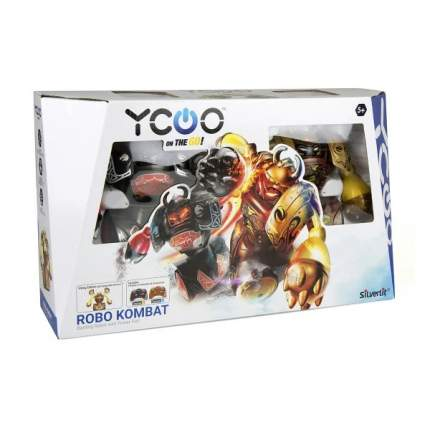 Боевые роботы Silverit YCOO Робокомбат Викинги
