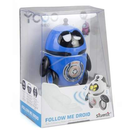 Робот Silverlit YCOO Дроид За Мной! синий