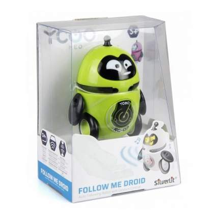Робот Silverlit YCOO Дроид За Мной! зеленый