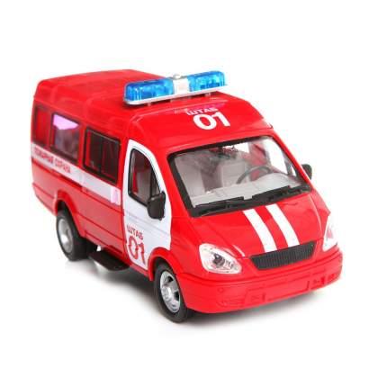 Инерционный микроавтобус Play Smart Автопарк в ассортименте, А26072-GW