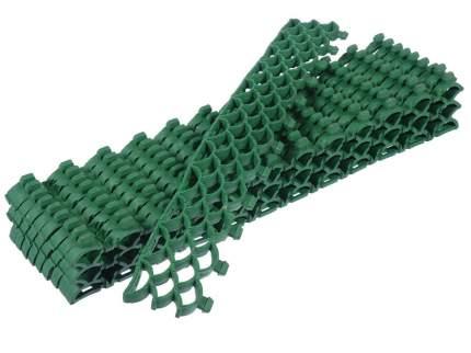 Модульное покрытие Vortex 24060 10 мм площадь 0,19 м2 цвет зелёный