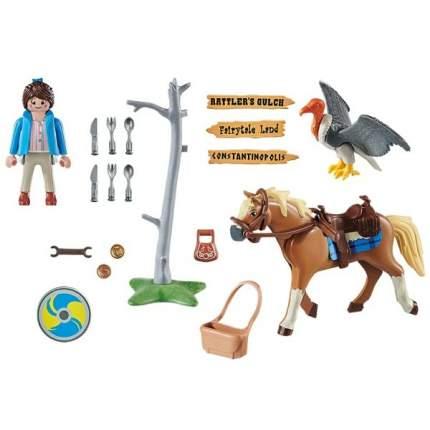 Конструктор Playmobil Фильм Марла с лошадью