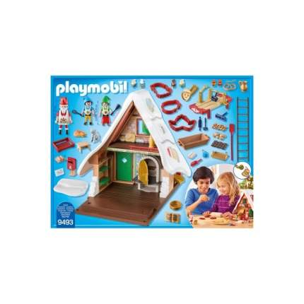 Конструктор Playmobil Рождество Рождественская пекарня с печеньем