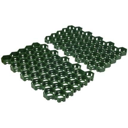 Решетка газонная Vortex 25012 55х34х3,2 cм