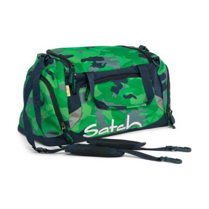 Спортивная сумка Satch SAT-DUF-001-9D8 камуфляж