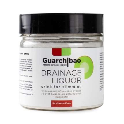 Дренажный напиток Guarchibao Drainage Liquor со вкусом клубники и киви