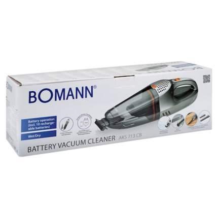 Пылесос автомобильный Bomann AKS 713 CB Темно-серый