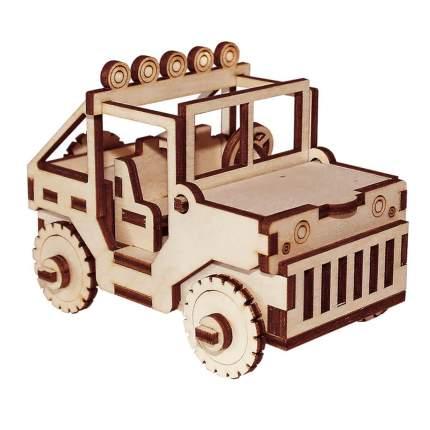 Сборная игрушка PAREMO Я конструктор Джип