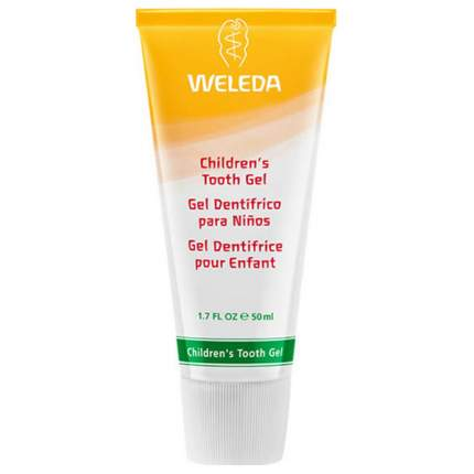 Детская зубная паста Weleda Гель с календулой 50 мл