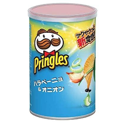 Чипсы Pringles Wavy Fire Roasted Jalapeno жаренный халапеньо 53 г