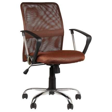 Офисное кресло College H-8078F-5, коричневый