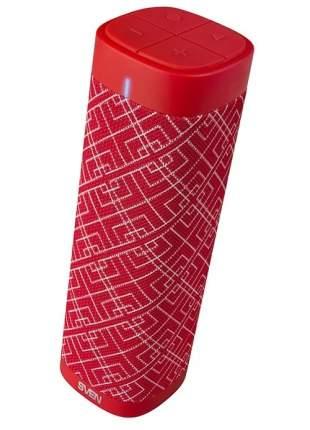 Портативная колонка Sven PS-115 Red