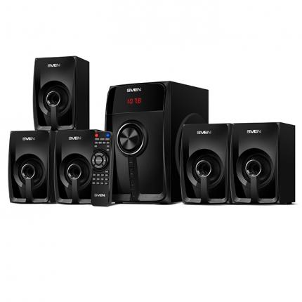Комплект акустических систем Sven HT-202 Black