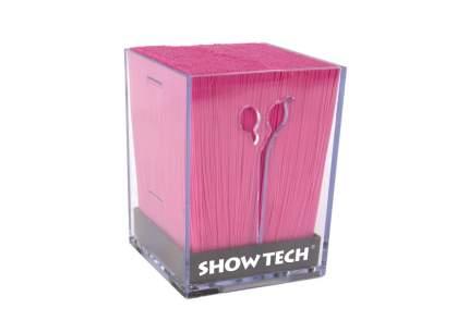 Подставка для ножниц Show Tech 8х8х10,5 см, розовая