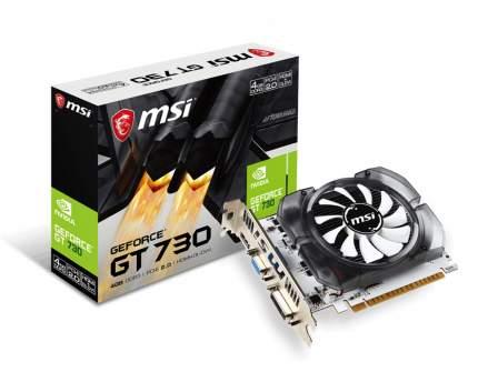 Видеокарта MSI Nvidia GeForce GT 730 (N730-4GD3)