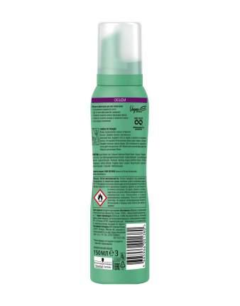 Пена для укладки Taft Объём, для всех типов волос, очень сильная фиксация 3, 150 мл