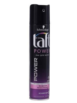 Лак для волос TAFT Power Нежность кашемира 225 мл
