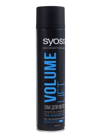Лак для волос SYOSS Volume Lift Объем, экстрасильная фиксация
