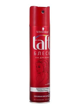 Лак для волос TAFT Бриллиантовый Блеск, сверхсильная фиксация 225 мл