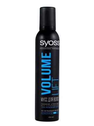 Мусс для волос SYOSS Volume Lift Объем, экстрасильная фиксация