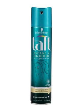 Лак для волос TAFT Густые и Пышные, для тонких и ослабленных волос 225 мл
