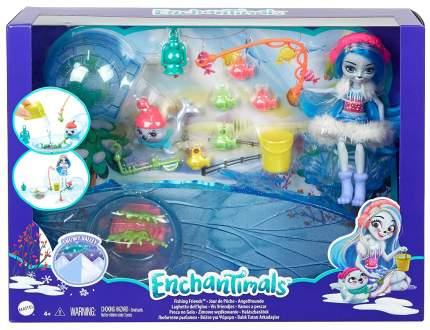 """Игровой набор Enchantimals """"Рыбалка на льду"""""""