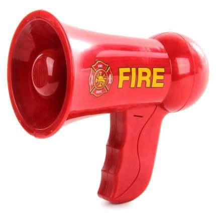 Мегафон пожарного
