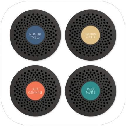 Ароматические капсулы Moodo Limited Edition Digital для Moodo Air (MODAIR-SET_LTD) 4шт