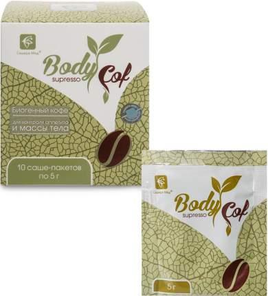 Кофе Body Cof supresso для похудения 10 саше-пакетов по 5 г