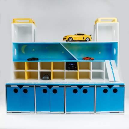 Система хранения Парковка, цвет синий PAREMO PRT620-02
