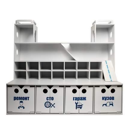 Система хранения Парковка, цвет бело-серый PAREMO PRT620-03