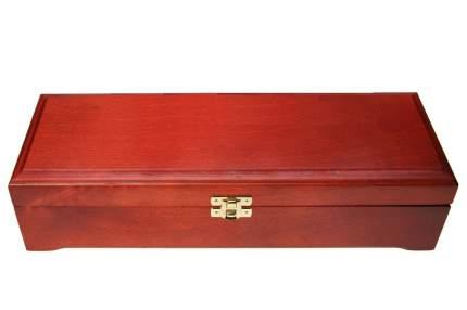 Подарочная шкатулка (коробка)  для ножа, красная
