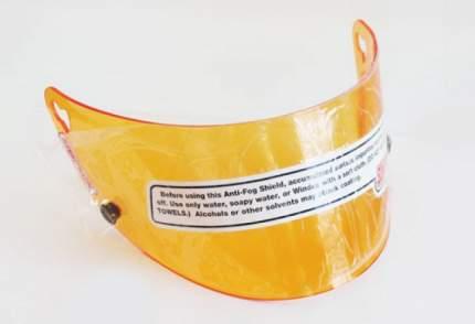Визор/стекло для шлема VOYAGER оранжевый Simpson 88204A