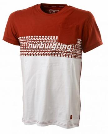Футболка мужская SPORT размер S Nurburgring 101154607005