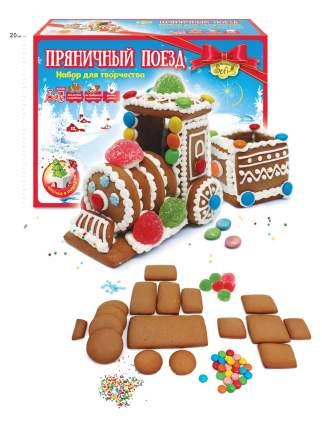 """Пряничный поезд """"Пекарня Софи"""" набор для творчества, 900гр"""